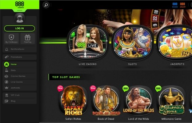 real money mobile casinos 888