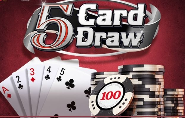 online poker variants 5 Card Draw